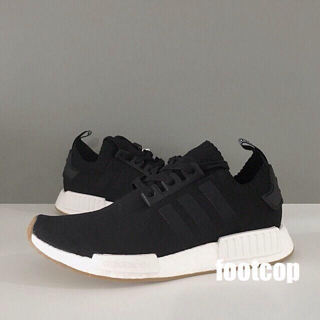 [SALE] Adidas NMD R1 PK Black Gum