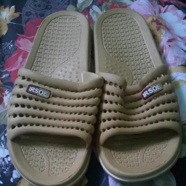 """[New] Sandal Karet Pria """"Irsoe"""""""