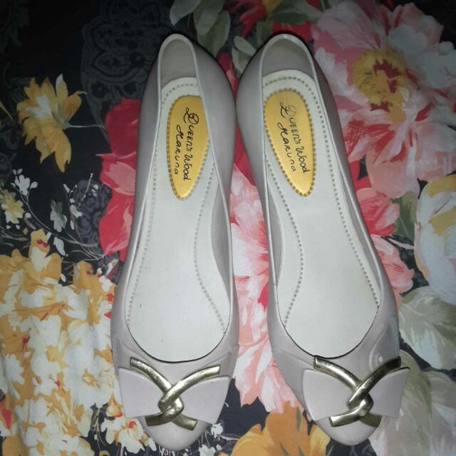 """[2nd] Sepatu Plastik """"Queens Wood By Haruna"""""""