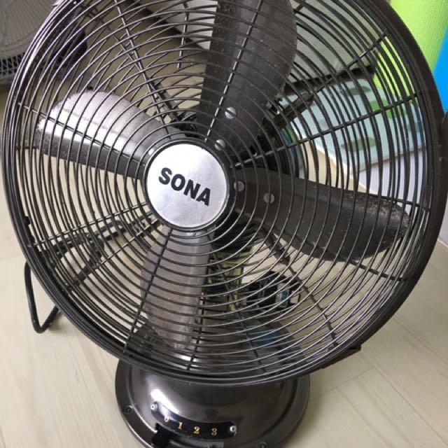 Sona fan