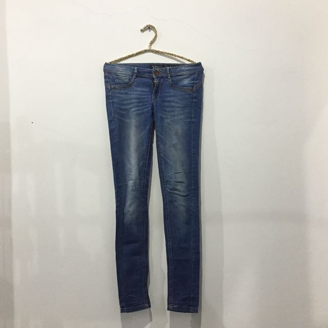 Suite Blanco Hipster Jeans