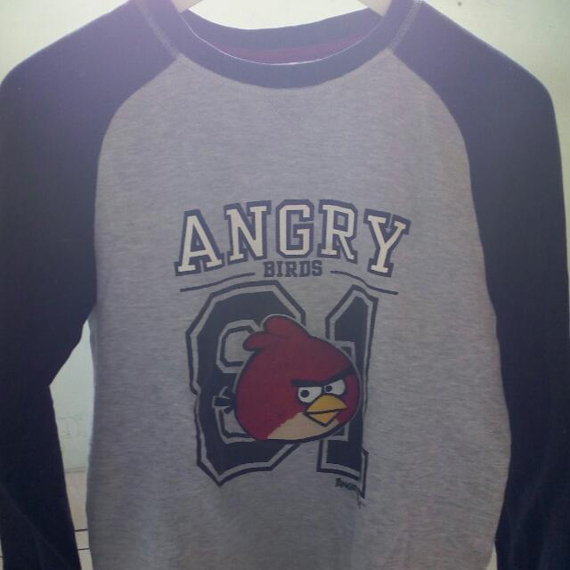 Sweater Angry Birds 13-14 Y