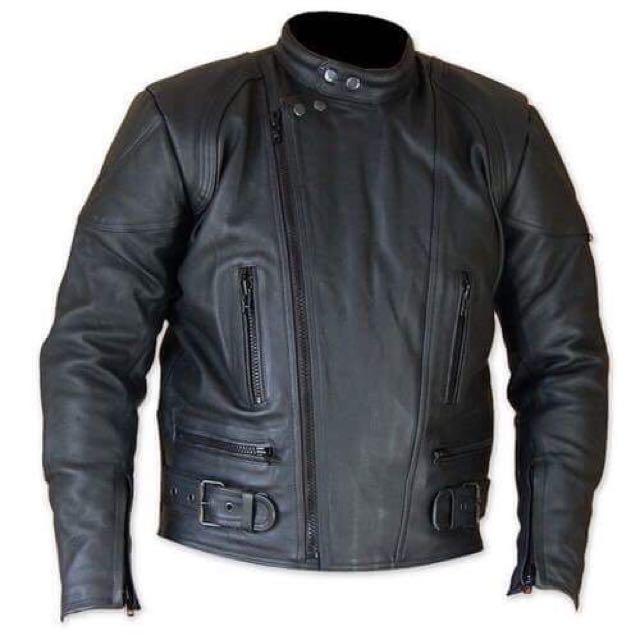 Taranaki Motorbike Premium Leather Jacket MJM923