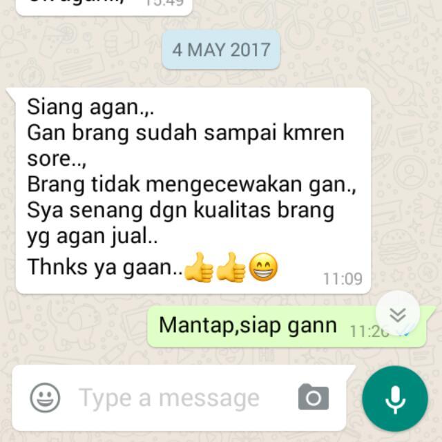 Testimoni. Yuk Borong Promo Ramadhan!