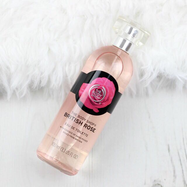 The Body Shop - British Rose EDT