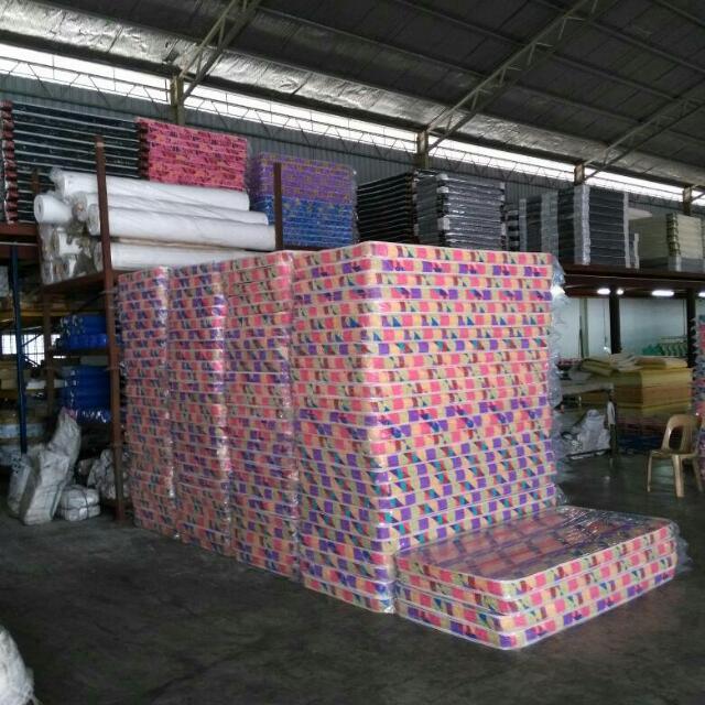 Tilam Single Murah 4 Inch Baru Own Collection Sungai Buloh