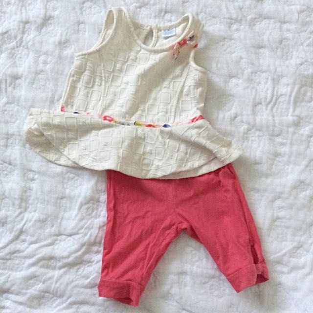 Tiny Tummies Cute Set
