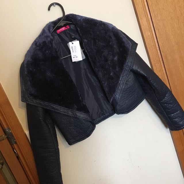 Valley girl Cropped Jacket