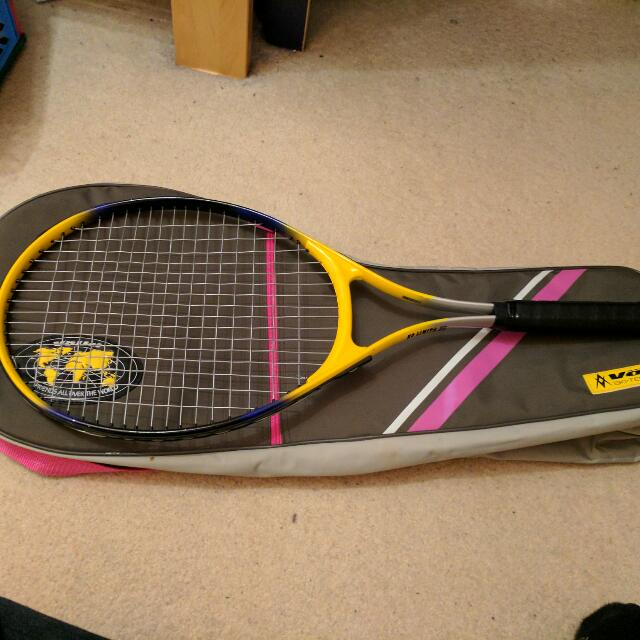 Volkl Tennis Bag And Racket