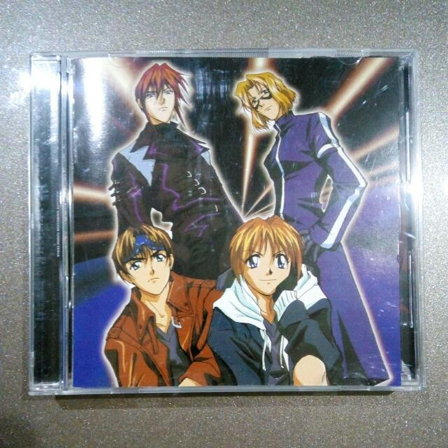 Weiss Kreuz Knight Hunter OsST cD