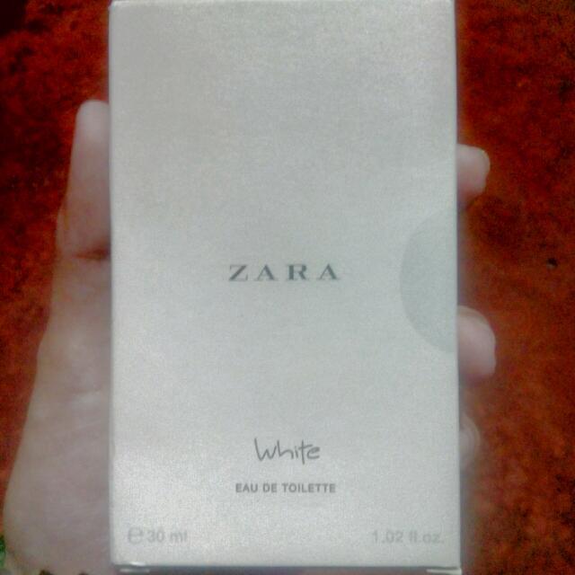 Zara White
