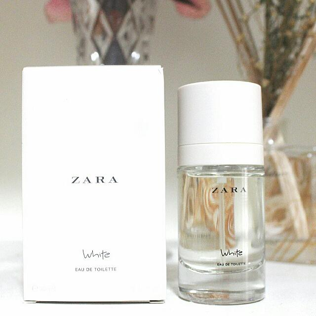 ZARA White EDT 30 ml (REPRICED)