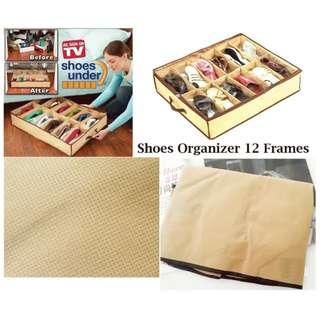 Shoes Organizer - Shoes Under, Rak sepatu Organizer