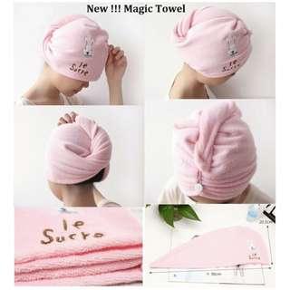 New Magic Towel Microfiber - le sucre