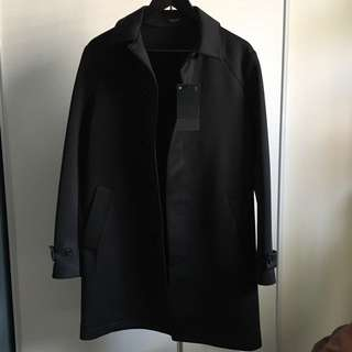 Brand New Zara man Coat (sz: small)