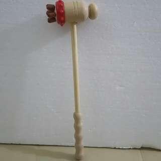 Wooden Massage Hammer