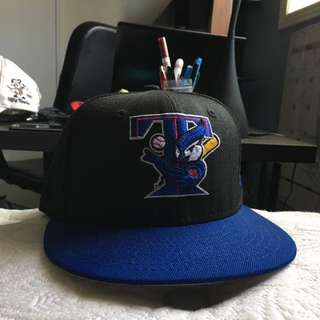 New Era Blue jays Hat Sz 7 1/4