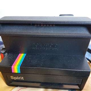 Polaroid 600 Land Camera Spirit