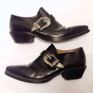 VINTAGE Nine West Ankle Boots