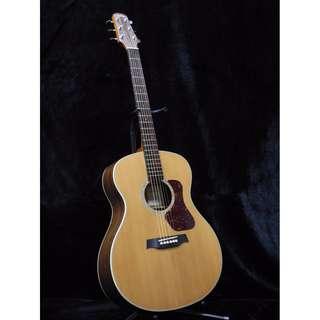 Walden G830 All-solid wood guitar Cedar/Rosewood全單板木吉他 Martin Taylor