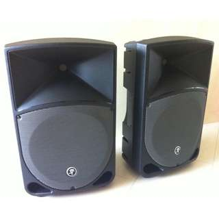 Mackie Thump TH12A Powered Speakers