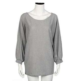 Jewels Gray Pullover/ Dress