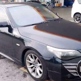 BMW E60 523i LCI