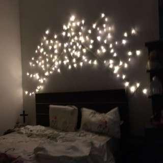 TUMBLR LAMP / Lampu Tumblr Tipe Tirai