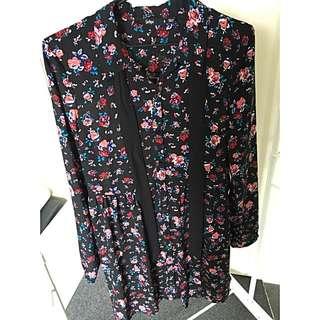 SPORTSGIRL FLORAL DRESS