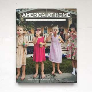 America at home - coffee table book
