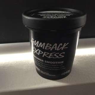 Lush Gumback Express Shower Smoothie