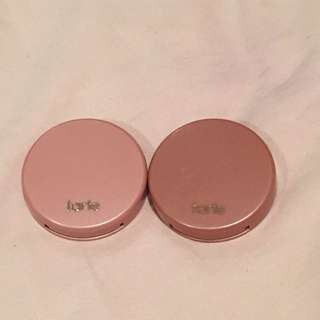 Mini Tarte Blushes & Lip Paint