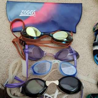 Swimming Equiptment  Set