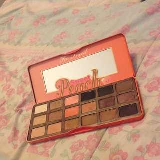 Too Faced Peach Palette