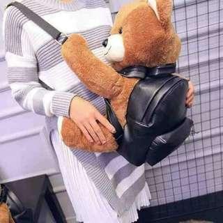 Cute Teddy Bear Backpack