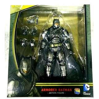 MAFEX Armored Batman