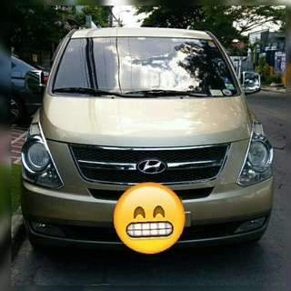 2009 Hyundai Grand Starex Gold VGT