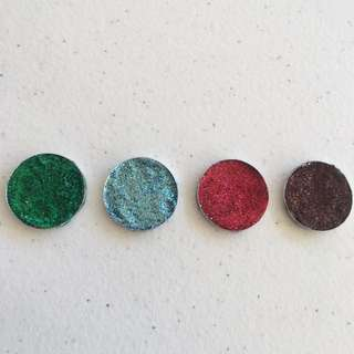 4 Depotted Glitters