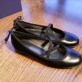 Bolshoi Ballet Flat Shoes Of Stuart Weitzman