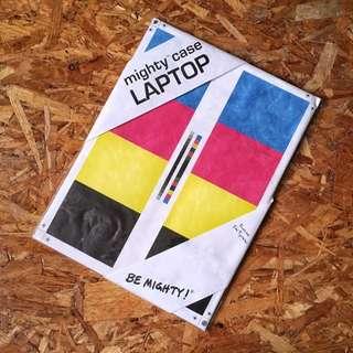 🇺🇸美國獨家進口Mighty COLOR BAR LAPTOP CASE 色卡杜邦紙筆電包