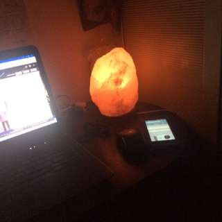 Original himalayas Salt Lamp