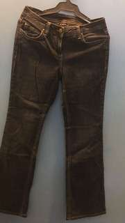 INC Wide Bottom Jeans