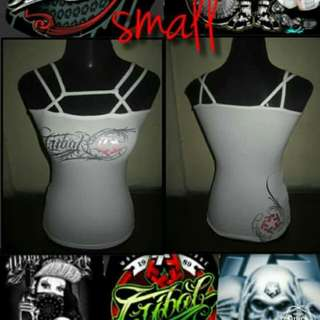Tribal Sleeveless Top