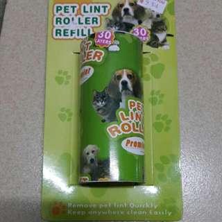 Pet Lint Roller Refill