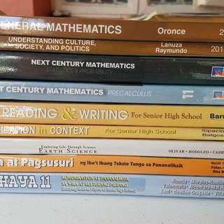 Grade 11 Books For Stem Students