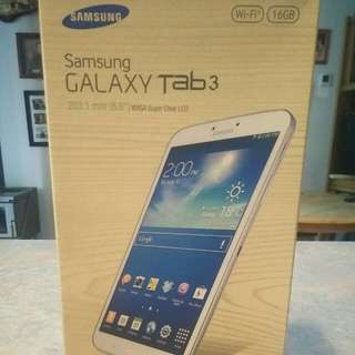 16gb Samsung Galaxy Tab3