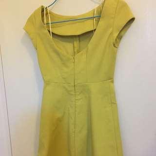 Zara Dress Size Xs ( Fit Size 6-8)