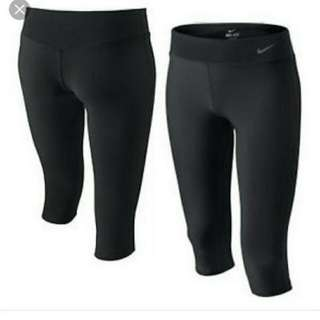 Nike 女童內搭運動褲 140cm