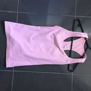 Size 6 Rockwear Top Pink