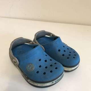 正版 Crocs 星際大戰 童鞋